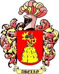 Escudo del apellido Abello