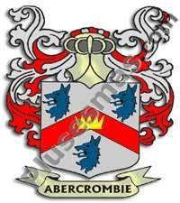 Escudo del apellido Abercrombie