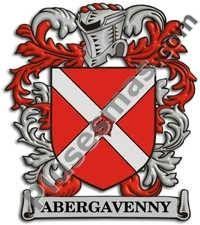 Escudo del apellido Abergavenny