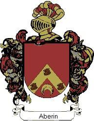 Escudo del apellido Aberin