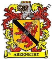 Escudo del apellido Abernethy