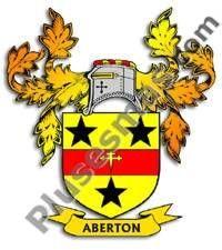Escudo del apellido Aberton