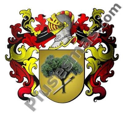 Escudo del apellido Abizanda