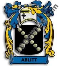 Escudo del apellido Ablitt