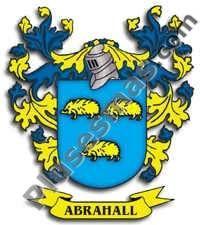 Escudo del apellido Abrahall