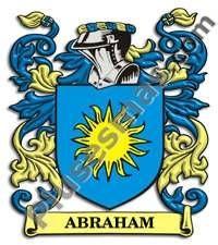 Escudo del apellido Abraham
