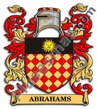 Escudo del apellido Abrahams