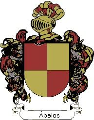 Escudo del apellido Ábalos