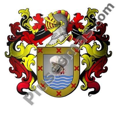 Escudo del apellido Aguado