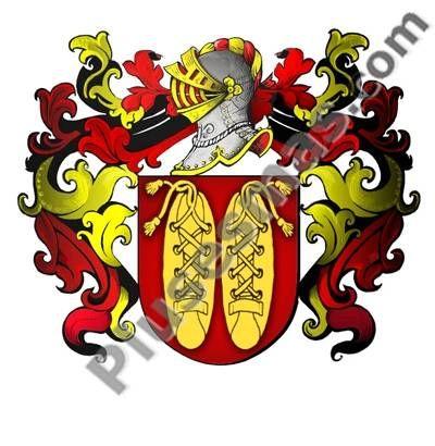 Escudo del apellido Abarca