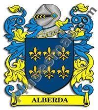 Escudo del apellido Alberda