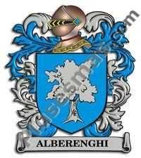 Escudo del apellido Alberenghi