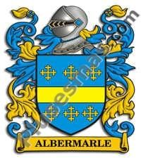 Escudo del apellido Albermarle