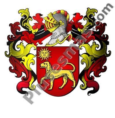 Escudo del apellido Albiach