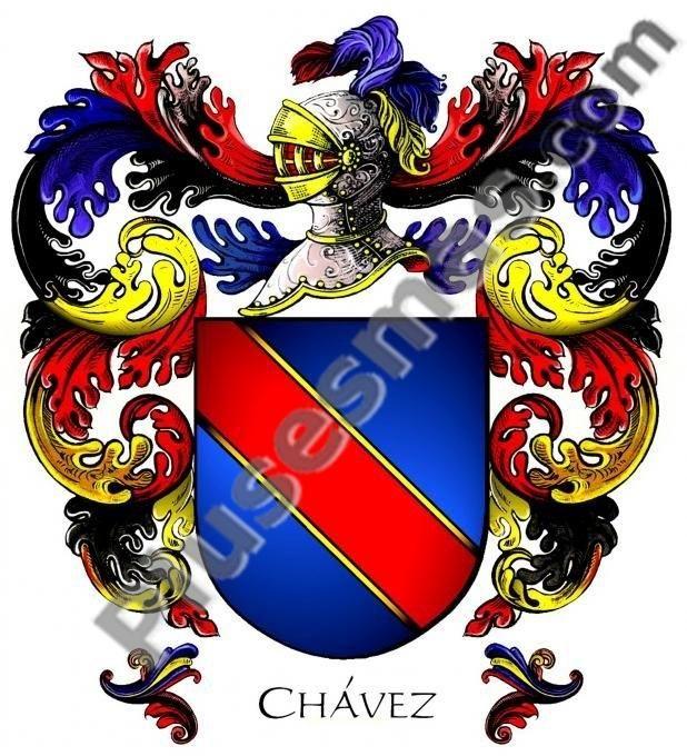 Escudo del apellido Chávez