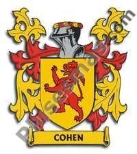 Escudo del apellido Cohen