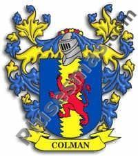 Escudo del apellido Colman