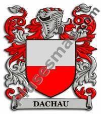 Escudo del apellido Dachau