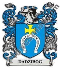 Escudo del apellido Dadzibog