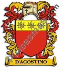 Escudo del apellido Dagostino