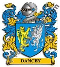 Escudo del apellido Dancey