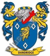 Escudo del apellido Dandridge