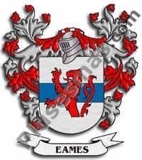 Escudo del apellido Eames