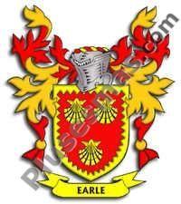 Escudo del apellido Earle