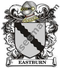 Escudo del apellido Eastburn