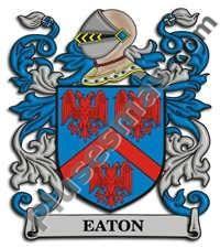 Escudo del apellido Eaton