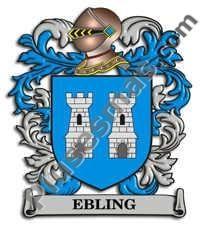 Escudo del apellido Ebling