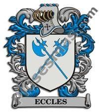 Escudo del apellido Eccles