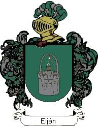Escudo del apellido Eiján
