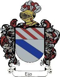 Escudo del apellido Eijo