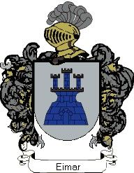 Escudo del apellido Eimar