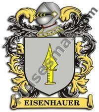 Escudo del apellido Eisenhauer