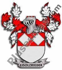 Escudo del apellido Eisolzrieder