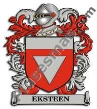 Escudo del apellido Eksteen