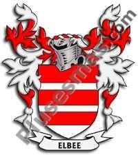 Escudo del apellido Elbee