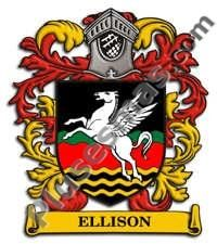 Escudo del apellido Ellison