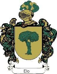 Escudo del apellido Elo