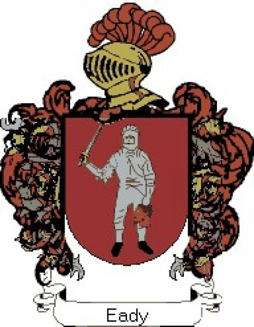 Escudo del apellido Eady