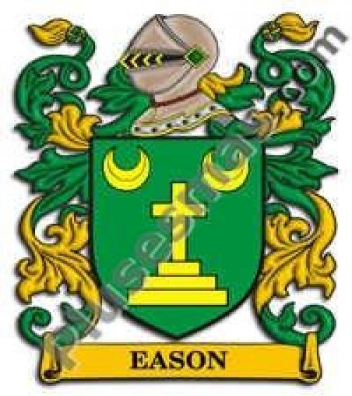 Escudo del apellido Eason