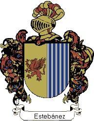 Escudo del apellido Estebánez