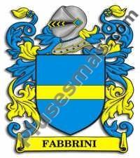 Escudo del apellido Fabbrini