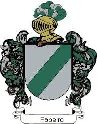 Escudo del apellido Fabeiro