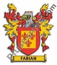 Escudo del apellido Fabian