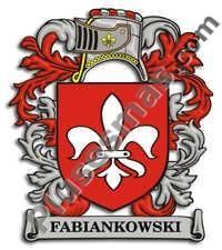 Escudo del apellido Fabiankowski