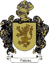 Escudo del apellido Fabras