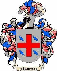 Escudo del apellido Fábregas